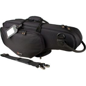 Alto-Sax Bag Ritter Misty Grey - Leather brown